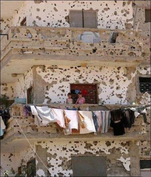 Offensiven mot homs fortsatter