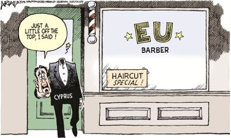 Cyprus Haircut